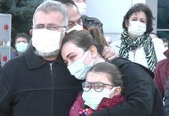 Koronavirüsten ölen Emine hemşire, son yolculuğuna uğurlandı