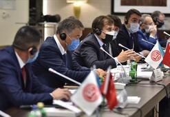 4. Dünya Göçebe Oyunlarının ilk koordinasyon komitesi toplantısı İstanbulda yapıldı
