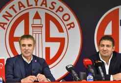 Son dakika   Ersun Yanal resmen Antalyasporda İmzayı attı...