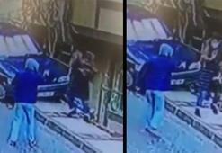 Genç kadının mucize kurtuluşu Silah tutukluk yapınca kaçtı