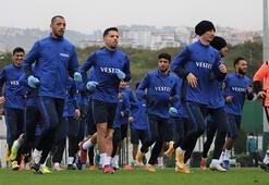 Trabzonsporda Erzurumspor mesaisi