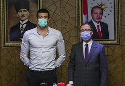 Bakan Kasapoğlu: 'Emre beni çok heyecanlandırdı