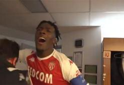PSGyi yıktılar, böyle kutladılar | Monacoda büyük sevinç...