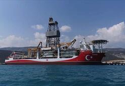 Kanuni Karadenizde matkap döndürmeye hazırlanıyor