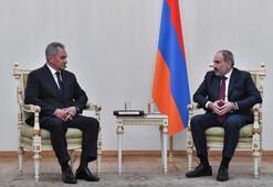 Rusya Savunma Bakanı Ermenistanda