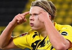 Haaland, 2020 Golden Boy ödülünü kazandı