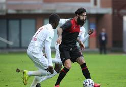 Karagümrük - Sivasspor: 1-1