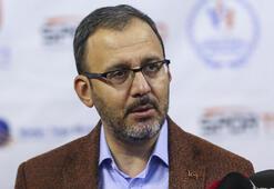 Bakan Kasapoğlu: Eskrim branşında ümitvar bir tabloyla karşı karşıyayız