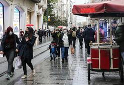 İstanbulda 20 yaş ve altındakiler sokağa çıktı