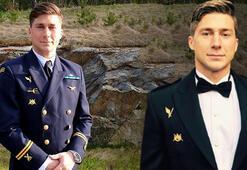 İsveçte Türk asıllı subay kayboldu