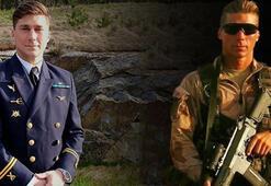 Son dakika İsveçte Türk asıllı subay kayboldu
