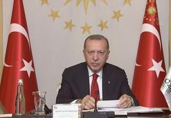 Cumhurbaşkanı Erdoğan G-20 zirvesinde ilan etti: İnsanlığın hizmetine sunacağız