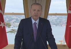 Cumhurbaşkanı Erdoğan: 156 ülkeye ve 9 uluslararası kuruluşa destek olduk