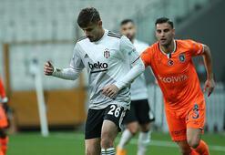 Beşiktaş - Başakşehir: 3-2