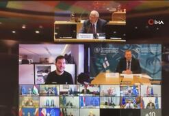 AB Savunma Bakanları Toplantısı'na izinsiz olarak bağlandı