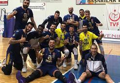 Sorgun Belediyespor -  Fenerbahçe HDİ Sigorta: 0-3
