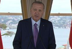Son dakika... Cumhurbaşkanı Erdoğandan Dağlık Karabağ açıklaması: Çözüme katkı sağladık