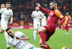 Galatasaray ile Kayserispor 49. randevuda