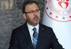 Gençlik ve Spor Bakanı Kasapoğlu, TSYD Ankara Şubesi yönetimini ağırladı