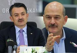 Bakan Soylunun Yüksekova isteğine Bakan Pakdemirliden yanıt: Hemen ilgilenelim