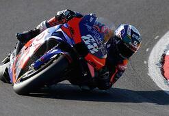 MotoGPde son yarışı Miguel Oliveira kazandı
