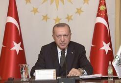 Cumhurbaşkanı Erdoğandan G-20 Zirvesinde önemli açıklamalar