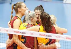Sarıyer Belediyespor  - Galatasaray HDI Sigorta: 0-3
