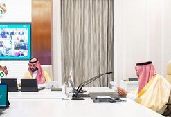 Suudi Arabistandaki G20 Liderler Zirvesi sona erdi