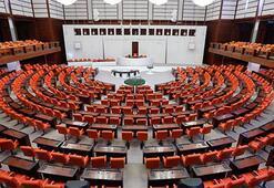 Meclis'te kadının adı yok