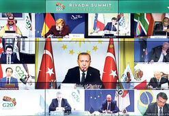 Korona günlerinde G20 Zirvesi