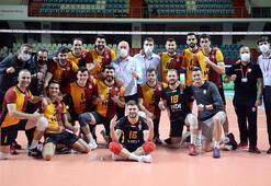 Galatasaray HDI Sigorta - Arkas Spor: 3-1