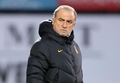"""Son dakika - Galatasarayda Fatih Terimden forma mesajı """"Bu fırsatlar her zaman gelmez"""