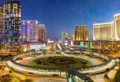 Las Vegastan 7 kat daha büyük kumar bölgesi Makao