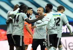 Beşiktaşa Fenerbahçe derbisi öncesi iyi haber