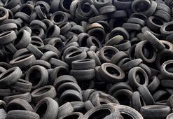 Geri dönüştürülen atık araç lastikleri ekonomiye enerji veriyor