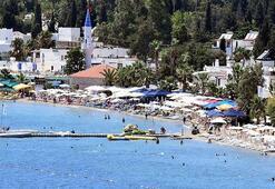 Bodrumda hedef turizm çeşitliliğiyle 2,5 milyon yabancı turist