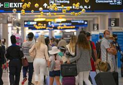 Uyarılar boşa gitti, 2 milyon insan havalimanlarına akın etti