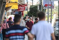 Gazzede korona salgınında korkutan artış