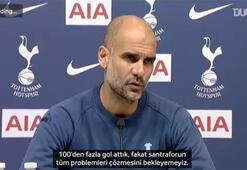 Guardioladan öz eleştiri | Yeterli değil