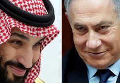Son dakika... Gizli buluşma açığa çıktı Netanyahu Suudi Arabistanda...