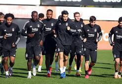 Beşiktaşta derbi mesaisi başladı