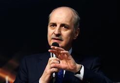 AK Parti Genel Başkanvekili Kurtulmuştan korsan müdahaleye tepki
