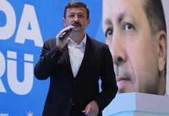 AK Partili Dağ: İzmir ve İzmirliler, CHP'ye mahkum değildir