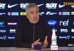 Samet Aybaba: Daha çok çalışacağız ve kazanan takım haline geleceğiz