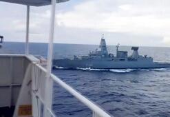 Akdeniz'de skandal