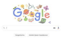 Google 24 Kasım Öğretmenler Gününe özel tasarladığı doodleı ana sayfasına taşıdı Öğretmenler Günü ilk kez ne zaman kutlandı