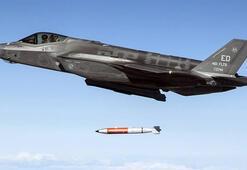 ABDden F-35 uçağında nükleer bomba testi 42 saniyede vurdu