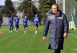 Son dakika - Trabzonsporda Abdullah Avcı ile kara bulutlar dağıldı