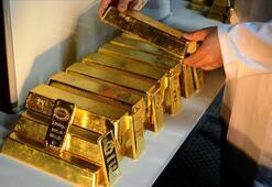 IMF verilerine göre Türkiyenin altın rezervi yükseldi