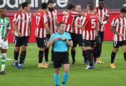 Victor Ruiz kendi kalesine attı, Real Betis fark yedi